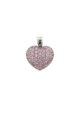 "Vilma Righi Women""s Pendant 925 Sterling Silver Rhodium-Plated Zirconia 4028146347823"