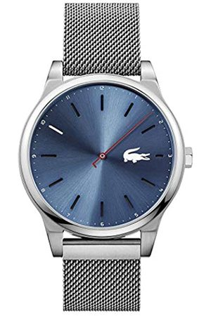 Lacoste Mens Analogue Classic Quartz Watch with Stainless Steel Strap 2010966