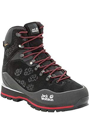 Jack Wolfskin Men's Wilderness Peak Texapore Mid M High Rise Hiking Shoes, ( / 6047)
