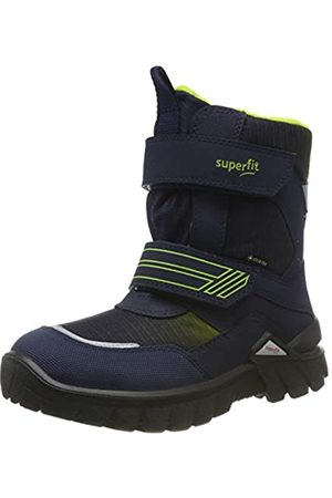 Superfit Boys' Pollux Snow Boots, ( /Grün 80)