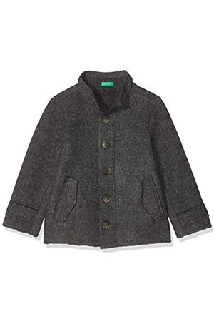 Benetton Boy's Indigo B3 Coat