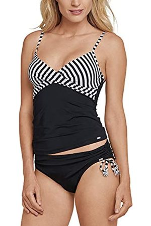 Schiesser Womens Mix & Match Tankini Top Swim Shirt