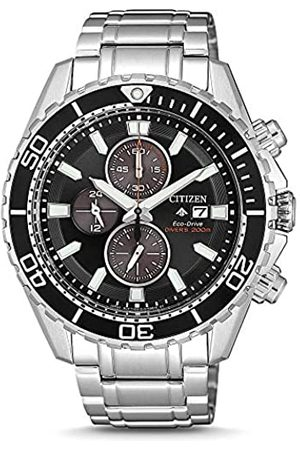 Citizen Mens Analogue Quartz Watch with Stainless Steel Strap CA0711-80H