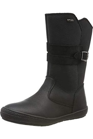 Primigi Pty Gore-tex 44371, Girls' High Boots, (Nero 4437133)