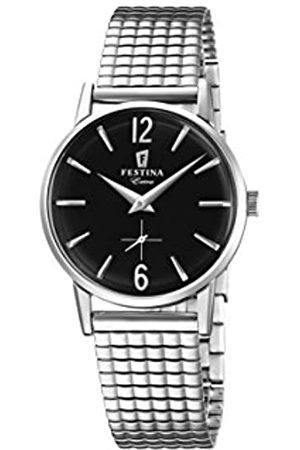 Festina Womens Analogue Classic Quartz Watch with Stainless Steel Strap F20256/4