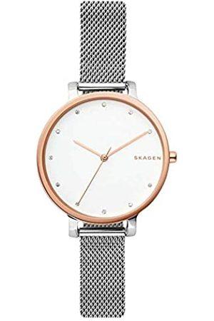 Skagen Womens Chronograph Quartz Watch with Stainless Steel Strap SKW2662