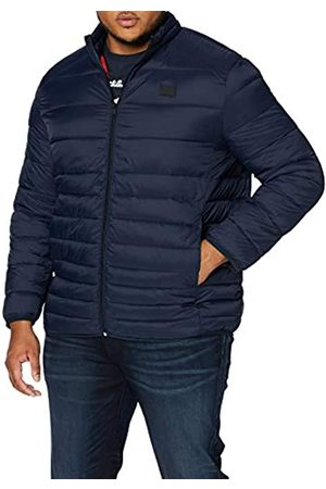 Jack & Jones Men's JJEBOMB Puffer Collar Plus Jacket