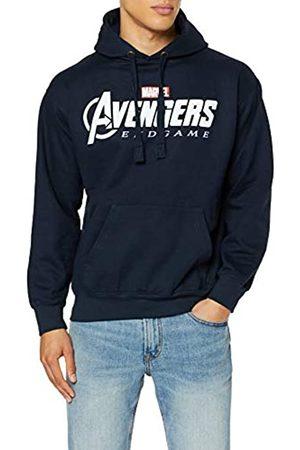 Marvel Men's Avengers Endgame Logo Hoodie