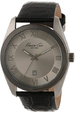 Kenneth Cole Mens Analogue Quartz Watch with Leather Strap 10008374