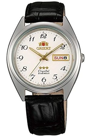 Orient Women's Analogue Automatic Watch with Leather Strap FAB0000LW9