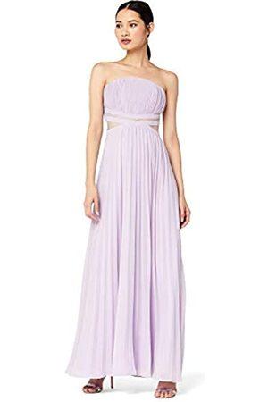 TRUTH & FABLE Amazon Brand - Womens Dress Bridesmaid Maxi, 14