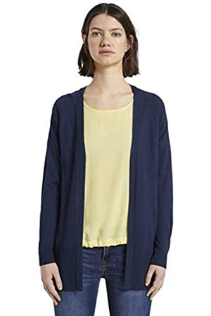 TOM TAILOR Women's Raglan Cardigan Sweater