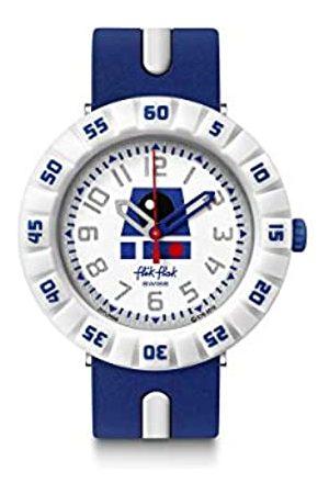 Flik Flak Swiss Quartz Watch with Plastic Strap FFLP006