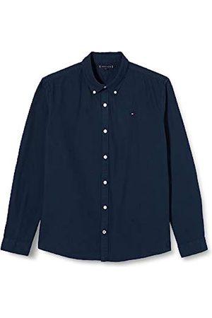 Tommy Hilfiger Boy's Overdye Dobby Shirt L/S