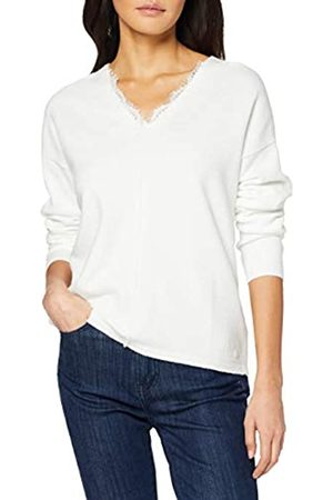 Tom Tailor Women's Spitzenpullover Sweater