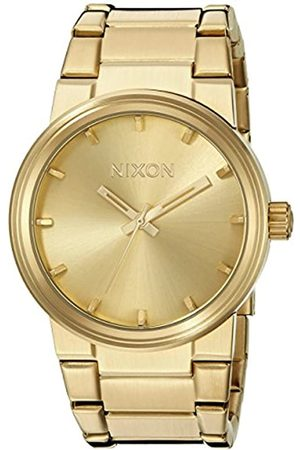 Nixon Men's Analogue Quartz Watch with Stainless Steel Strap A160-502
