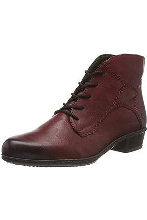 Rieker Women's Herbst/Winter Desert Boots, (Wine / 35 35)
