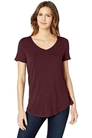 Amazon Short-sleeve V-neck Tunic Shirt