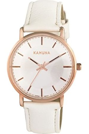 Kahuna Women's Quartz Watch with Dial Analogue Display and PU Strap KLS-0324L