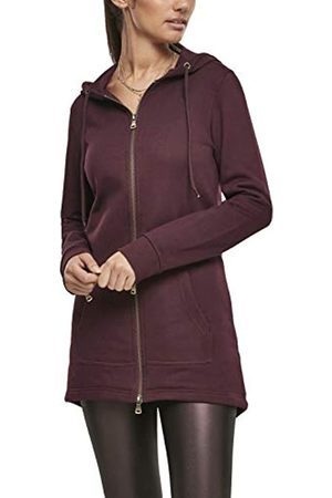 Urban Classics Women's Ladies Sweat Parka Cardigan