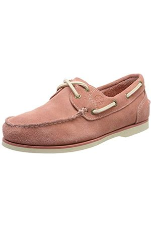 Timberland Women's Classic Boat Shoes, (Medium Suede)