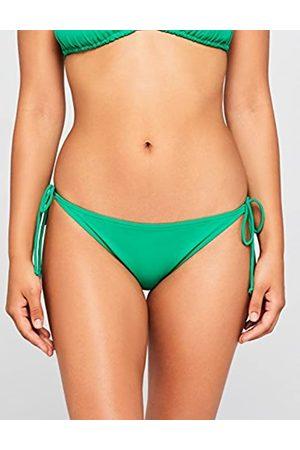 Iris & Lilly Women's Bikini Bottoms with Triangle Side String