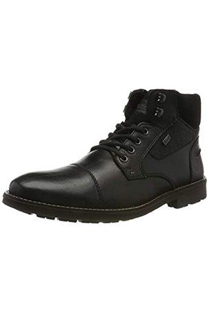 Rieker Men's Herbst/Winter Classic Boots, (Nero/Schwarz/Schwarz 00)