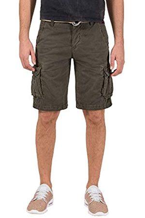 Timezone Men's Loose Maguiretz Cargo Shorts Incl. Belt