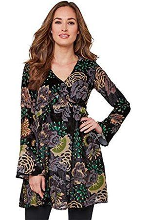 Joe Browns Women's Delightful Deovre Tunic Long Sleeve Top
