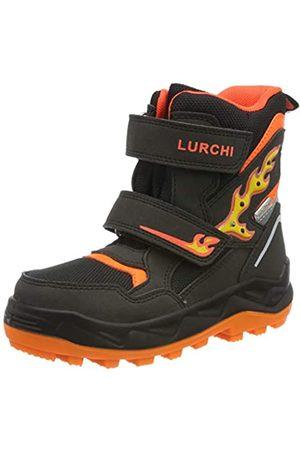 Lurchi Boys' Kane-Sympatex Snow Boots, ( Neon 31)