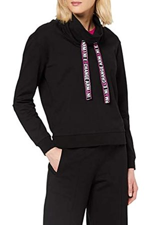 Armani Women's Wide Turtleneck Sweatshirt