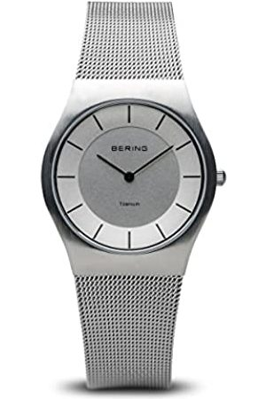 BERING Men's Analogue Quartz Watch with Stainless Steel Strap 11935-000