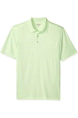 Amazon Essentials AE1812994 Polo Shirts Mens, (Lime )