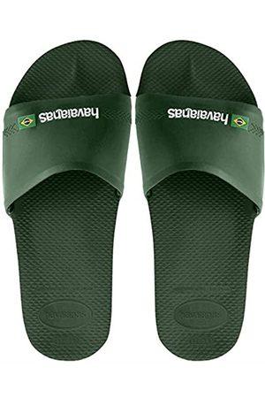 Havaianas Slide Brasil, Unisex Adult's Flip Flops, (Amazonia)