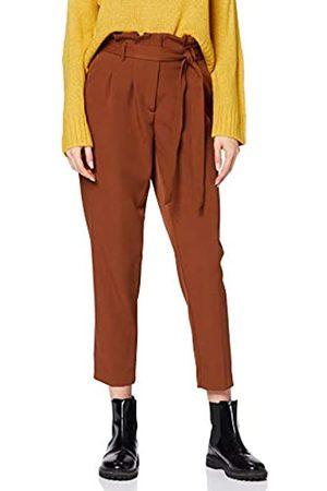 New Look Women's Vicky HW Paperbag Trouser