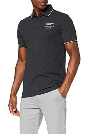 Hackett Hackett Men's Aston Martin Racing Tipped Polo Shirt
