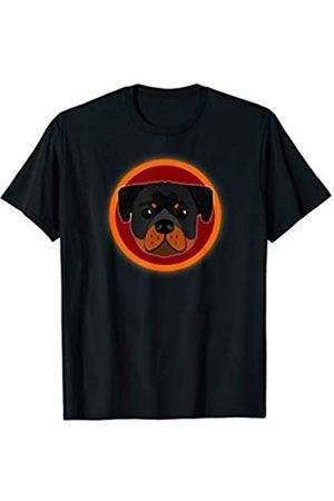 ToonTyphoon Funny Coat of Arms Rottweiler T-Shirt