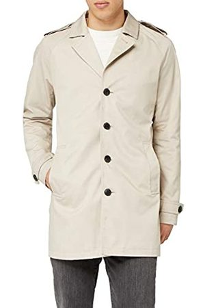 Jack & Jones Men's Jprdavid Trenchcoat Noos Coat