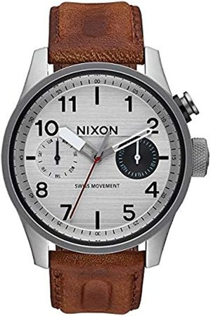 NIXON Men's Analogue Quartz Watch with Stainless Steel Strap A9771113