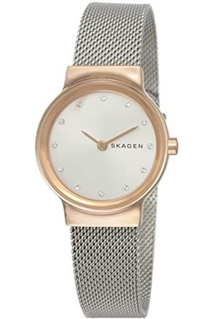 Skagen Womens Analogue Quartz Watch with Stainless Steel Strap SKW2716