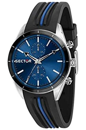 Sector No Limits Mens Analogue Quartz Watch with Silicone Strap R3251516004
