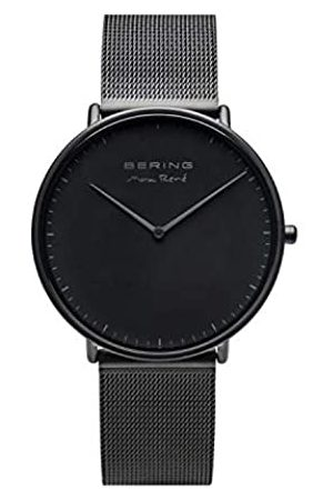 BERING Mens Analogue Quartz Watch with Stainless Steel Strap 15738-123