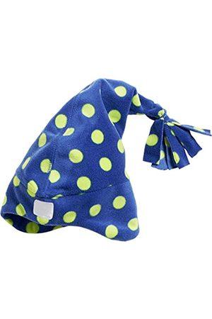 Playshoes Unisex Kid's Fleece-Zipfelmütze Punkte Beanie