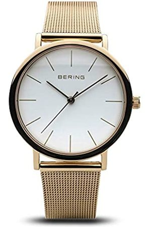 BERING Womens Analogue Quartz Watch with Stainless Steel Strap 13436-334