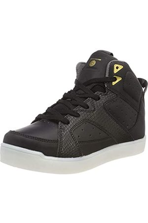 Skechers Boys' E-pro- Street Quest Hi-Top Trainers, ( Blk)