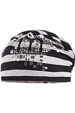 maximo Girl's Beanie, Middle, Ringeljersey, Bügelmotiv Hat