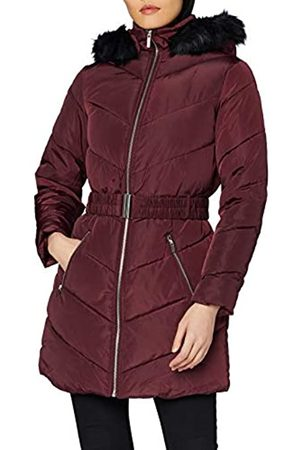 Dorothy Perkins Women's Long Luxe Padded Jacket