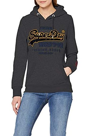 Superdry Women's Premium Goods Preppy App Entry Hood Hoodie