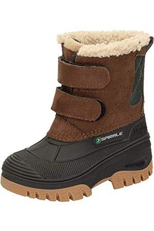 Spirale Unisex Kids' Pauli Snow Boots, (Marron 05500800)