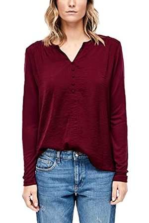 s.Oliver Women's 14.912.31.6813 Long Sleeve Top